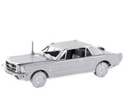 Metal Earth 3D Laser Cut Model Kit - 1965 Ford Mustang