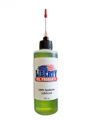 Liberty Oil, 120ml Bottle of the Best 100% Synthetic Oil for Lubricating R/C Radio Controlled Cars and All Types of Vehicles. Does Not Evaporate and Cause Build up on Gears and Moving Parts!!!