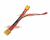Hobbypower Xt60 & JST Connector Plug Adapter Cable for DJI Phantom Quadcopter Aerial Gimbal