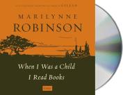 When I Was a Child I Read Books [Audio]