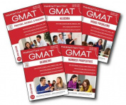 GMAT Quantitative Strategy Guide Set