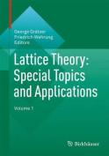 Lattice Theory