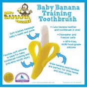 Baby Banana Infant Training Toothbrush