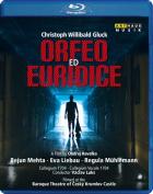 Orfeo Ed Euridice [Region B] [Blu-ray]