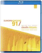 Europa Konzert 1991 [Region B] [Blu-ray]