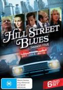 Hill Street Blues: Season 5 [Region 4]