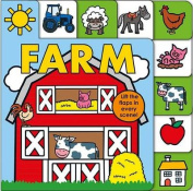 Early Learning Activity Farm [Board book]