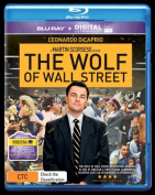 The Wolf of Wall Street [Region B] [Blu-ray]
