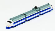 Nanoblock Nanogauge Ngt_001 Train Collection Shinkansen Series 0 Authentic
