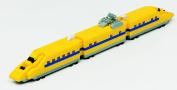 Nanoblock Nanogauge Ngt_004 Train Collection Class 923 Doctor Yellow Authentic