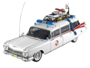 "1959 Cadillac Ambulance Ecto-1 From ""Ghostbusters 2.5cm Movie 1/18 by Hotwheels BCJ75"