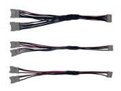 Parallel (2x) JST-XH Balance Adapter 5S