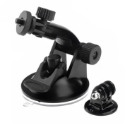 Suction Cup Mount +Tripod Adapter For GoPro HD HERO HERO2 HERO3 Camera ST-61