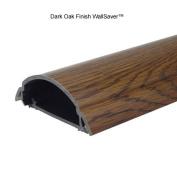 Chordsavers Chordsaver Floor Cord Covers - Dark Oak