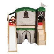 Mission Tree Tent Loft with Stairs and Slide