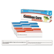 Carson Dellosa The Complete Common Core State Standards Kit Pocket Chart Cards