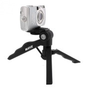"""Albinar 2 in 1 4"""" Hand Pistol Grip Mini Tripod For Digital Cameras and Camcorders"""
