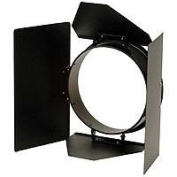 Photogenic 4-way Barndoors for use with the PL7MF Mounting Frame for 19cm Reflectors.