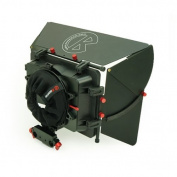 New Kamerar Digital Matte Box MAX-1.1 For Video and DSLR Camera Rigs and Cages.