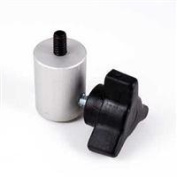Novatron 1cm Female to 1/4-20 Male Mounting Adapter.