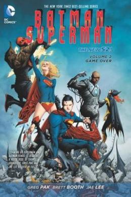 Batman/Superman, Volume 2: Game Over