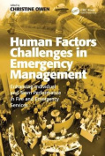 Human Factors Challenges in Emergency Management