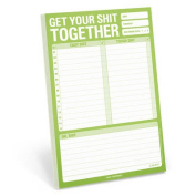 Knock Knock Get Your Shit Together Pad
