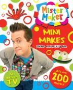 Mister Maker Mini Makes Sticker and Activity Fun