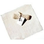 Maguey Weaves Ayate Natural Fibre Cloths Facial & Body Massage Cloth, Fine Weave Handwoven