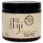 Organic Fiji Pineapple Coconut Sugar Polish