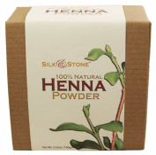 Silk & Stone 100% Pure & Natural Henna Powder- High Quality Guaranteed