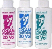 jerome russell Peroxide Cream 30 Volume 100ml, 3.5 Ounce
