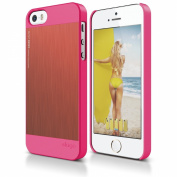 elago S5 Outfit MATRIX Aluminium and Polycarbonate Dual Case for the iPhone 5/5S - eco friendly Retail Packaging