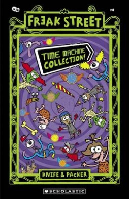 Freak Street: Time Machine Collection