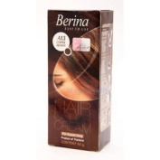 Berina Permanent Hair Dye (A 13) Copper Brown Colour Collection Thai 2 Pack
