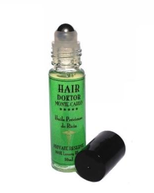 HAIRDOKTOR Huile Precieuse - Precious Oil FOR MEN 10ml. Hollywood Secret to Longer, Fuller, Luscious Hair FAST. Voted ALLURE MAGAZINE BEST ANTI-ageing BREAKTHROUGH