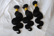 Grade AAAAA high quality star's favourite brazilian virgin no chemical processed hair body wave hair extensions