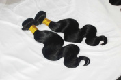 Top quality AAAAA grade weaving 100% natural virgin black colour factory price body wave Chinese hair