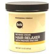 Tcb Hair Relaxer 440ml Mild Jar