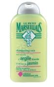 Le Peitit Marseillais, Shampoo with extracts of white clay milk & jasmine
