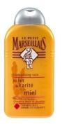 Le Petit Marseillais Hair Shampoo with Shea Butter and Honey 300ml (10.1fl.oz) Made in France