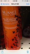 Nuance Salma Hayek Raw Honey Conditioner Colour Protect 300ml