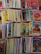2013-14 GARBAGE PAIL KIDS NEW SERIES - LOT OF 50 DIFFERENT CARDS