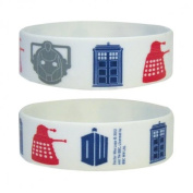 Doctor Who - Rubber Wristband / Bracelet