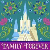 Disney Frozen Beverage Napkins - Birthday Party Supplies - 16 per pack