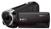 Sony HDRCX240/B Video Camera with 6.9cm LCD