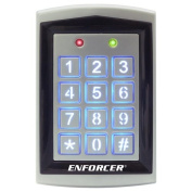 Seco-Larm SK-1323-SPQ Enforcer Access Control Keypad, Outdoor with Proximity Reader