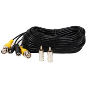 VideoSecu Video & Power 15m BNC RCA Cable for Security Cameras 1JD