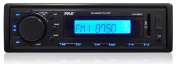 Pyle PLR26MPU In-Dash Receiver with AM/FM Radio, AUX Input for iPod/MP3 Players and SD/USB Flash Readers