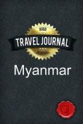 Travel Journal Myanmar